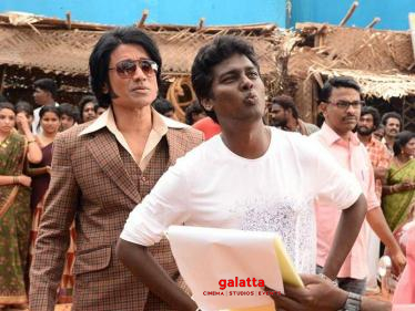 Atlee shares unseen photos from Thalapathy Vijay's film-