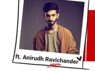 Anirudh to perform his hit songs live during the lockdown - Tamil Cinema News