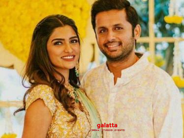 Actor Nithiin postpones his wedding because of COVID-19 outbreak - Tamil Cinema News