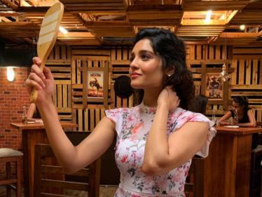 ஓ மை கடவுளே வெற்றியை தொடர்ந்து ரித்திகா சிங் நடிக்கும் புதிய படம் !-