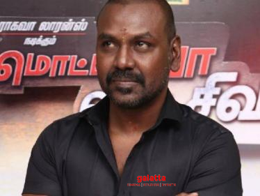 Raghava Lawrence's Children Get tested for Corona Virus - Official Update