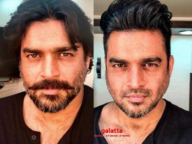 Official Update on Madhavan's next Tamil film - his next after Vikram Vedha!-