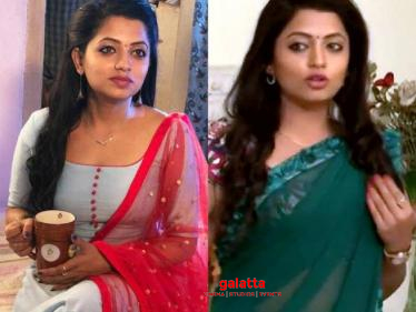 Shocking: Popular Tamil TV serial actress tests positive for Coronavirus!-