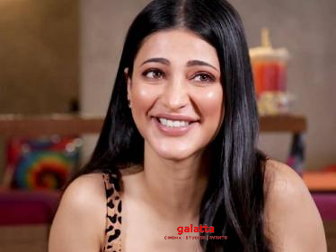 Shruti Haasan's next film to release directly on OTT platform - Official announcement made!