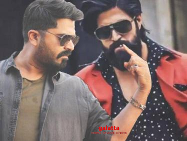 Simbu's director and Yash come together | Script locked?