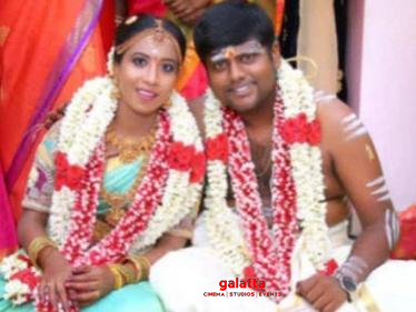 Kumki Ashwin gets married in Chennai amidst lockdown!-
