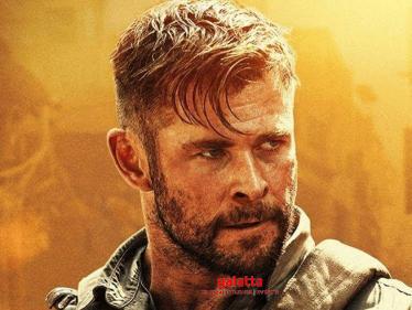 Extraction   Chris Hemsworth   Official Trailer   Netflix India - Tamil Cinema News