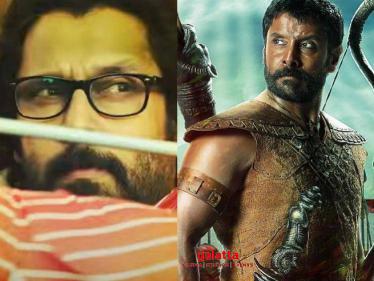 EXCLUSIVE: Chiyaan Vikram to sport similar looks in Ponniyin Selvan and Cobra! - Telugu Cinema News