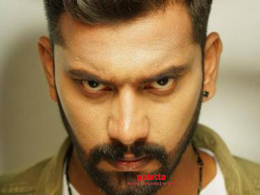 Vetri Maaran announces Arulnithi's next film - title look poster released