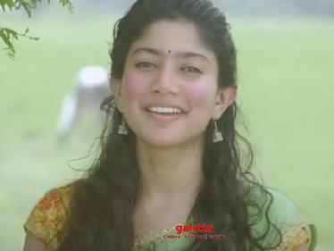 New Video from Sai Pallavi's film released - check out!