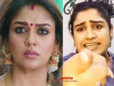 Vanitha's deleted tweet about Nayanthara angers fans! -