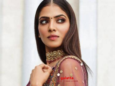 Master heroine Malavika Mohanan's next film is with this recent young sensation!