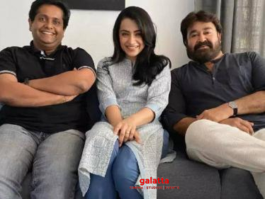 Director Jeethu Joseph denies rumours about Mohanlal's RAM being shelved!