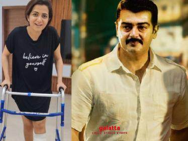 DD Dhivyadharshini takes inspiration from Thala Ajith - check out her latest message! - Tamil Cinema News