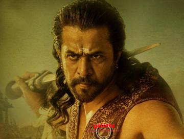 Arjun's character poster from Marakkar released - Malayalam Cinema News
