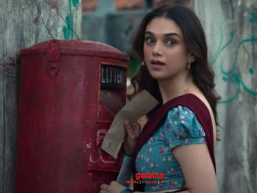 Trailer: Aditi Rao Hydari shines yet again in this classical love story Sufiyum Sujatayum-