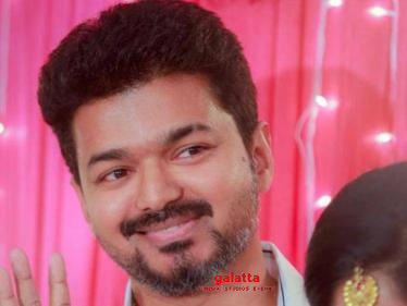 Official announcement - Theatres to reopen with Vijay's film-