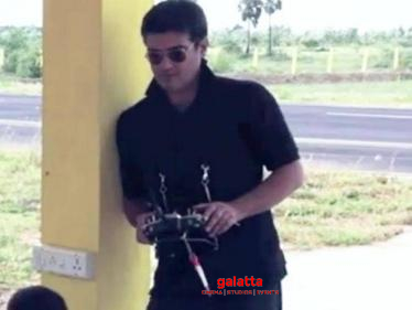 Thala Ajith Kumar's learning to fly short film