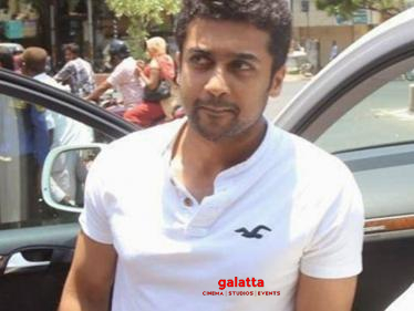 Details about Suriya's injury | What's true and what's not!