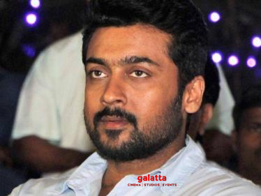 Suriya and Jyotika's special gift to this director - sweet gesture from the star couple!-