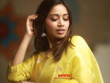 Nivetha Pethuraj rejoins Twitter with a new profile - check out! - Tamil Cinema News