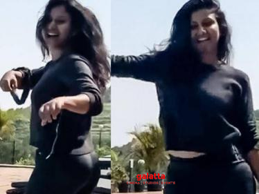 Alya Manasa's latest throwback dance video goes viral on social media - check out!-