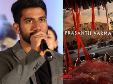 Awe director Prasanth Varma announces his next project PV3 - a film based on Corona pandemic
