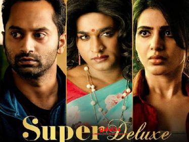 Thiagarajan Kumararaja's Super Deluxe OST to release tomorrow - exciting news for Yuvan fans!-