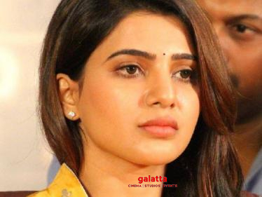 Samantha's reply to her haters | Tweet goes viral on social media - check out!