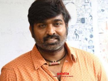 Vijay Sethupathi's phone call to this young actress! Know what he told?!