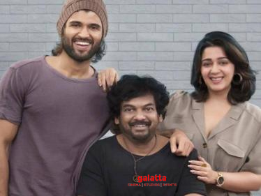 """Fighter script is a blockbuster"", producer's breaking statement about Vijay Deverakonda's next!"