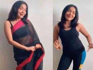 இணையத்தில் வைரலாகும் ரம்யா VJவின் டிக்டாக் வீடியோ !-