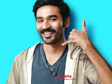 Dhanush calls this film a cult classic - posts an emotional tweet! -