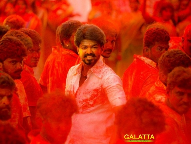 Vijay Mersal Becomes The First Tamil Movie To Achieve This Feat