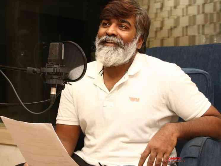 Vijay Sethupathi starts dubbing for Laabam in lockdown new update - Tamil Movie Cinema News