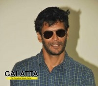 Milind's silent role for 'David'!