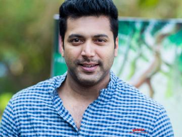 Official: Jayam Ravi's landmark 25th film gets an interesting title - check out