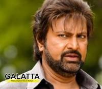 Nadiya, Ramya or Simran for Mohan Babu?