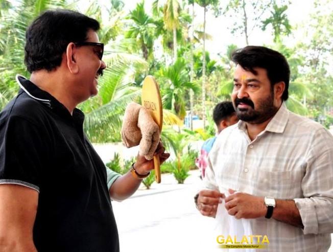 Mohanlal & Priyadarshan Confirm a Multi-lingual Movie