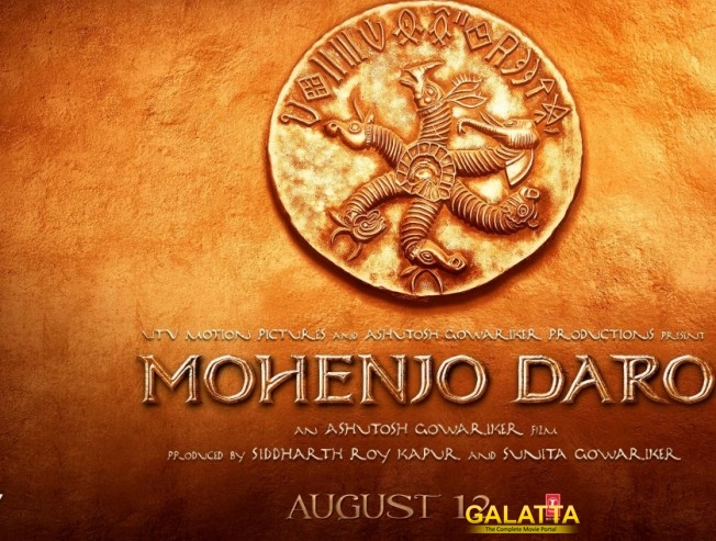 Mohenjo Daro's first motion poster is out!