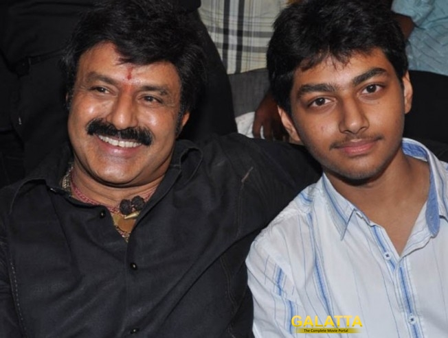 Mokshagna as AD in Balayya's 100th film!