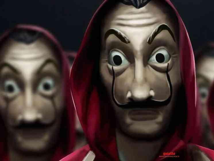 Best Dialogues From Money Heist La Cast De Papel Netflix India - Telugu Movie Cinema News