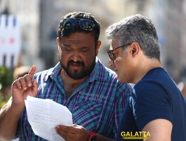 Thala Ajith Not Singing In Director Siva Viswasam Nayanthara Sathya Jyothi Films
