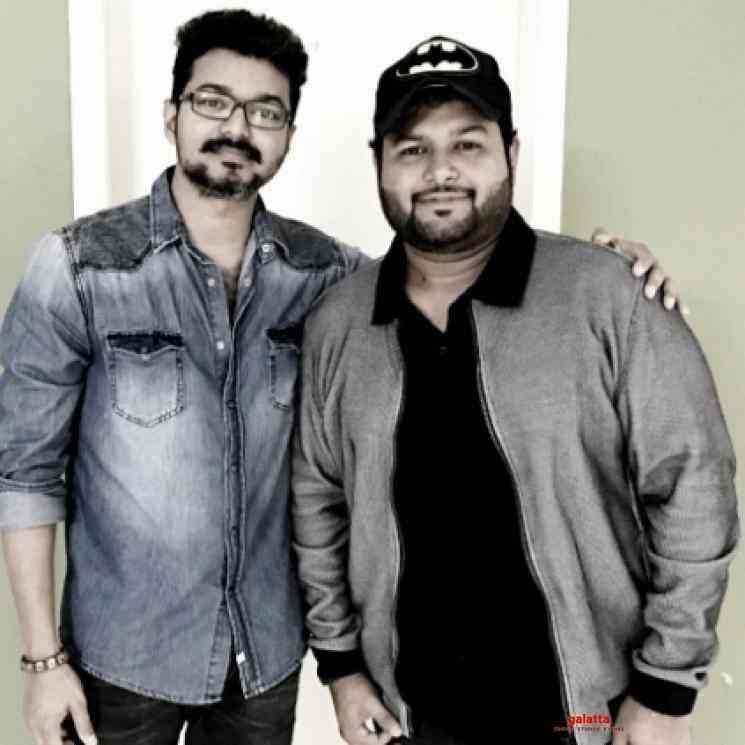 Thaman and 2 other music directors for Thalapathy 65 - Tamil Movie Cinema News