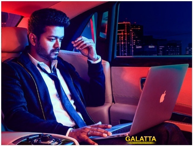 Sarkar Vijay Role Similar To Google CEO Sundar Pichai
