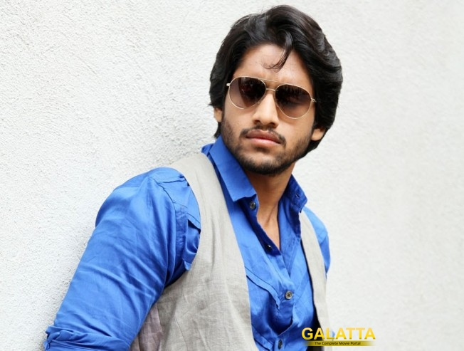 Naga Chaitanya in Atharvaa's shoes