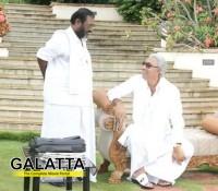 Sathyaraj's Nagaraja Cholan MA MLA to release on April 14!