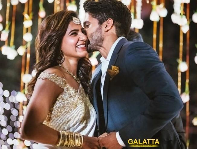 Teaser of Samantha and Naga Chaitanya first film after their marriage