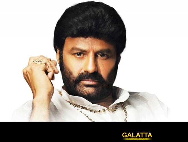My 100th film will enthrall fans : Balayya