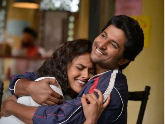 Watch Nani and Shraddha's romantic song by Anirudh!
